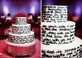 wedding cake song lyrics themed cake unique wedding cakes unique weddings and