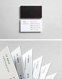 Minimal Design Business Cards 40 Creative And Minimalist Business Card Designs Business Cards