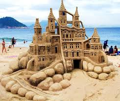 26 epic works of art made with sand sands castles and sand art
