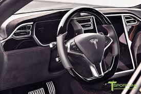 Tesla Interior Model S Obsidian Black Tesla Model S 2 0 Custom Ferrari Black Interior