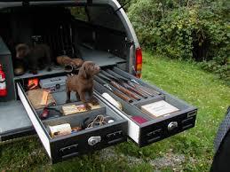 Truck Bed Dog Kennel Truck Vault Truck Vaults For Sportsmen Truck Vaults For Law