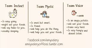 Pokemon Team Memes - what your pokémon go team says about you android authority