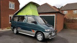mazda bongo 2 5 td auto 4wd camper day van auto free top