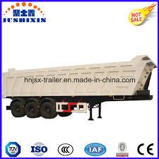 hydraulic type 3 axles dump semi trailer buy product on