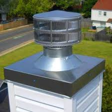 Outdoor Fireplace Caps by Chimney Caps U0026 Dampers Am Home Services