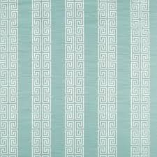 Greek Key Home Decor by Aqua Greek Key Upholstery Fabric Dining Room Chair Fabric