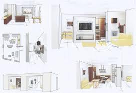 plan cuisine ouverte sur salon plan cuisine ouverte inspirations avec plan cuisine semi ouverte