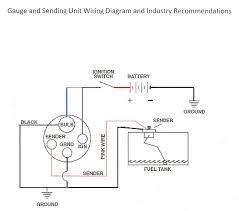 how to wire up a fuel sending unit u2013 readingrat net