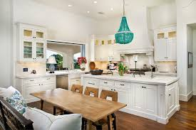 Kitchen Chandelier Lighting One Light A Kitchen Island