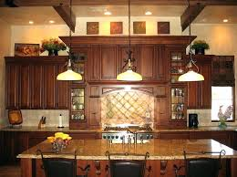 Top Of Kitchen Cabinet Decor Ideas Above Kitchen Cabinet Decorating Stylish And Budget Friendly Ways