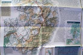 map of just oregon pct maps