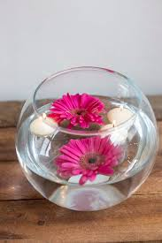 fish bowl centerpieces how to make floating candle centerpieces for a wedding ehow