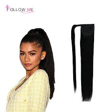Real Ponytail Hair Extensions by Popular Human Hair Ponytail Hair Extensions Buy Cheap Human Hair