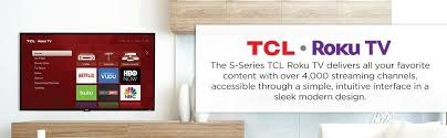 amazon tcl 55 black friday amazon com tcl 43s305 43 inch 1080p roku smart led tv 2017 model