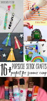 Crafters Supply Popsicle Stick Craft Ideas For Summer Camp Swoodson Says