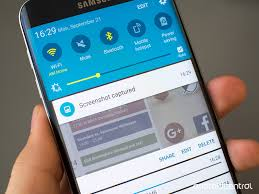 screenshot on android how to take a screenshot on the galaxy s6 edge android central