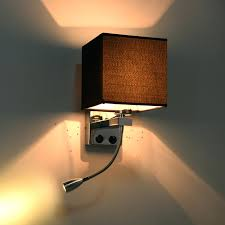 Sconces With Switch Sconce Modern Wall Sconce With Switch Wall Bed Lamps 1 Or 2 Pcs