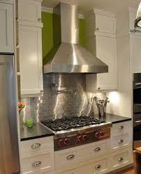 kitchen backsplash stainless steel tiles kitchen backsplash ideas that will wow your walls
