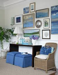 Best Beach House Living Images On Pinterest Coastal Cottage - Beach inspired living room decorating ideas