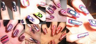 japanese nail art pictures harajuku nail polish techniques