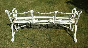 Wrought Iron Bench Seat Wrought Iron Garden Bench Ireland Bench Decoration