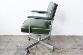 Steelcase Desk Vintage Sold 1970s Steelcase Office Chair Refinished Green Rehab