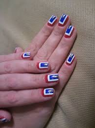 15 fourth of july acrylic nail art designs ideas trends