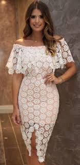 lace dresses the 25 best lace styles ideas on