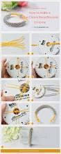 best 25 beaded bracelet ideas on pinterest diy bracelets cloth