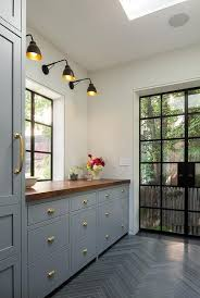 cabinets painted with benjamin moore deep silver gerry smith