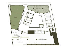 Wedding Reception Floor Plan by Brooklyn Wedding Venue 1 Hotels