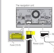 amazon com pioneer power cord harness speaker plug for navigation
