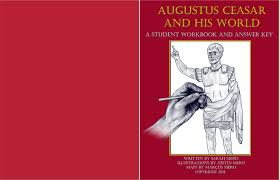 august caesar and his world study guide and activity book by sarah