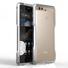 Mobile Phone Storage Cabinet Luphie Incisive Series Aluminum Metal Bumper Case For Huawei P9