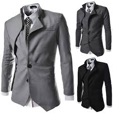 2017 new arrival style mens blazer masculino suit jacket