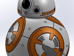 3ders org 3d print ball droid u0027star