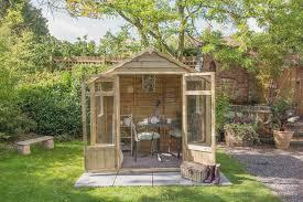Garden Shed Summer House - oakley summerhouse 7x5 forest garden she shed pinterest