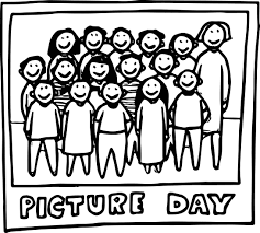 class picture day color coloring page wecoloringpage