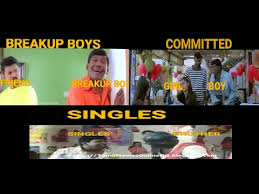 Valentines Day Single Meme - singles vs committed valentines day meme tamil meme youtube