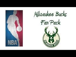 milwaukee bucks fan pack 2016 17 milwaukee bucks fan pack youtube