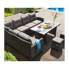 canapé d angle jardin salon de jardin en angle acheter salon de jardin salon de jardin