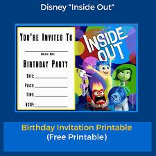 birthday invite template free printable inside out birthday invitation templates