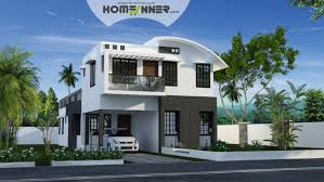 if you are looking for Kerala home design 2093 Sq Ft 4 Bedroom duplex house plan
