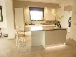 plan de cuisine en quartz cuisine blanche et taupe ctpaz solutions à la maison 4 jun 18 15