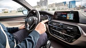 bmw car cnbc took bmw s self driving car out for a spin here s what