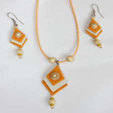 jute earrings jute jewellery navodyami products