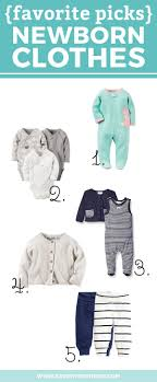 what newborn baby clothes you really need and which you don t