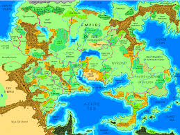 map without country names maps of the flanaess greyhawk