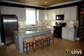 tall kitchen island kitchen attractive u shape kitchen decoration using white wood