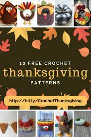 10 free crochet thanksgiving patterns marly bird